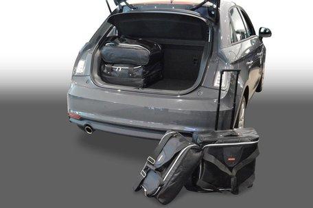 Car-Bags | Audi A1 | 3-deurs van 2010 tot 2018 | Auto reistassen