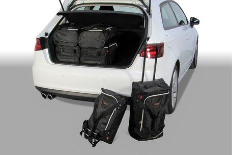 Car-Bags | Audi A3 3-deurs | vanaf 2012 | Auto reistassen