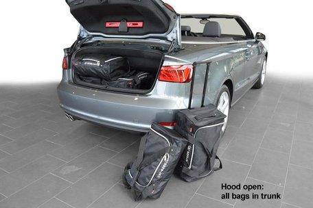 Car-Bags | Audi A3 Cabrio | vanaf 2013 | Auto reistassen