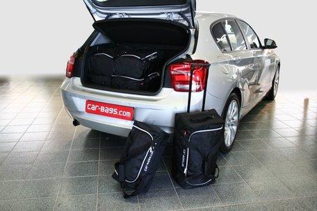 Car-Bags | BMW 1-serie | (F20 & F21) vanaf 2011 | Auto reistassen