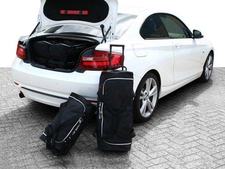 Car-Bags | BMW 2-serie Coupe | (F22) vanaf 2014 | Auto reistassen