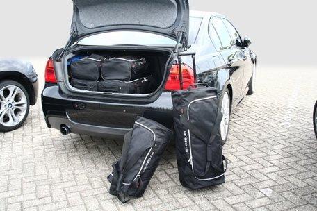 Car-Bags | BMW 3-serie Sedan | (E90) van 2005 tot 2012 | Auto reistassen