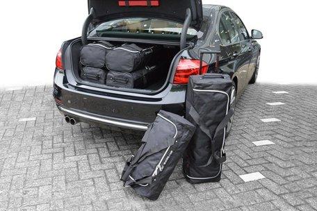 Car-Bags | BMW 3-serie Sedan | (F30) 330E Plug in Hybrid | vanaf 2016 | Auto reistassen