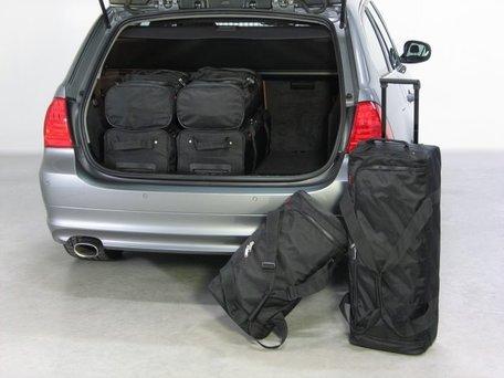 Car-Bags | BMW 3-serie Touring | (E91) van 2005 tot 2012 | Auto reistassen