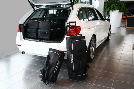 Car-Bags | BMW 3-serie Touring | (F31) vanaf 2012 | Auto reistassen