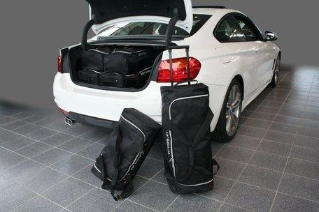 Car-Bags | BMW 4-serie Coupe | (F32) vanaf 2013 | Auto reistassen