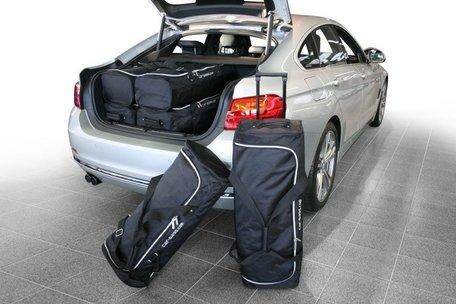 Car-Bags | BMW 4-serie Gran Coupé | (F36) vanaf 2014 | Auto reistassen