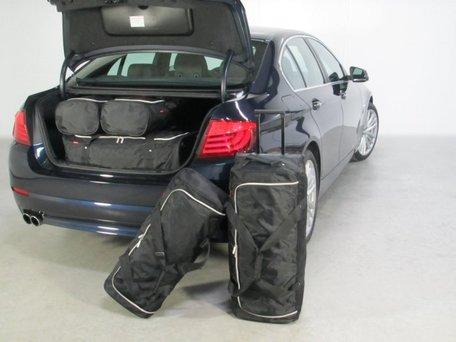 Car-Bags | BMW 5-serie Sedan | (F10) van 2010 tot 2017 | Auto reistassen