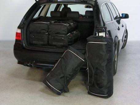 Car-Bags | BMW 5-serie Touring | (E61) van 2004 tot 2011 | Auto reistassen