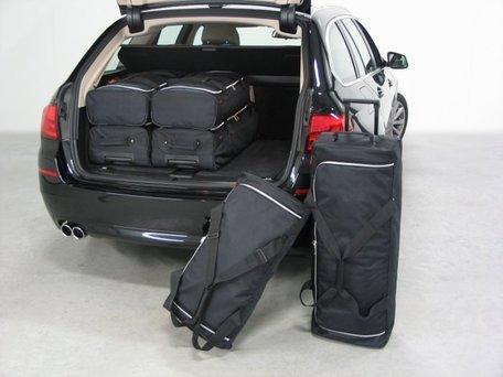 Car-Bags | BMW 5-serie Touring | (F11) van 2011 tot 2017 | Auto reistassen
