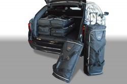 Car-Bags | BMW 5-serie Touring | (G31) vanaf 2017 | Auto reistassen