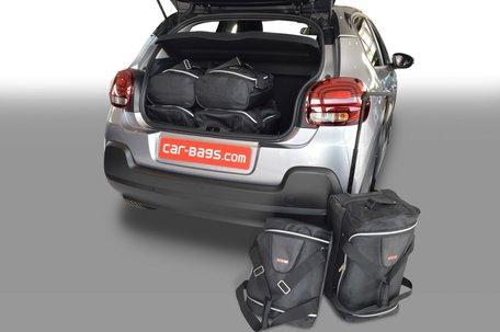 Car-Bags | Citroën C3 | 5-deurs vanaf 2016 | Auto reistassen
