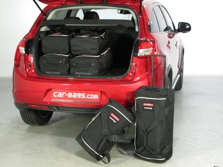 Car-Bags | Citroën C4 Aircross | van 2012 tot 2017 | Auto reistassen