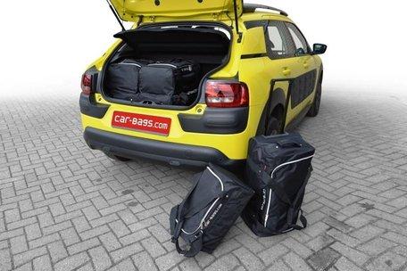 Car-Bags | Citroën C4 Cactus | van 2014 tot 2018 | Auto reistassen