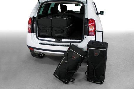 Car-Bags | Dacia Duster 4x4 | 2010 tot 2017 | Auto reistassen