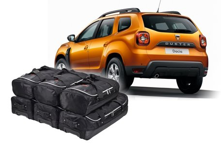 Car-Bags | Dacia Duster | vanaf 2017 | Auto reistassen