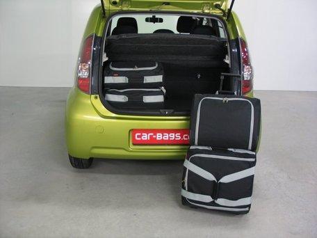 Car-Bags | Daihatsu Sirion | 2005 tot 2010 | Auto reistassen