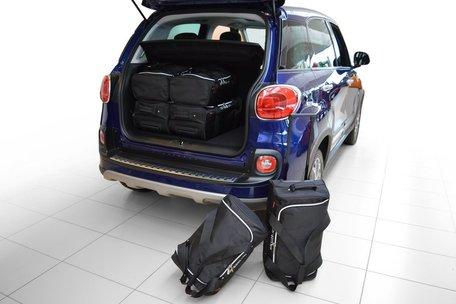 Car-Bags | Fiat 500L | vanaf 2012 | Auto reistassen