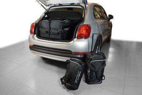 Car-Bags | Fiat 500X | vanaf 2015 | Auto reistassen