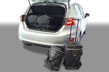 Car-Bags | Ford Fiesta | 5-deurs vanaf 2017 | Auto reistassen