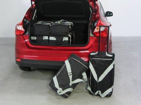 Car-Bags | Ford Focus 5-deurs | 2011 tot 2018 | Auto reistassen