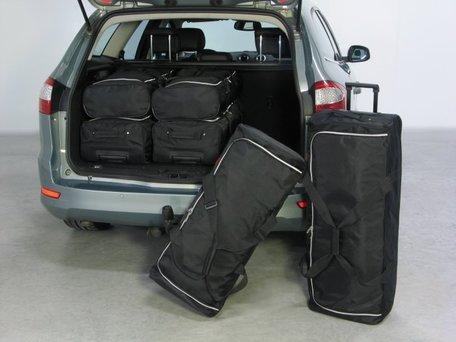 Car-Bags | Ford Mondeo 5-deurs | vanaf 2014 | Auto reistassen