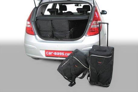 Car-Bags | Hyundai i30 5-deurs | 2009 tot 2012 | Auto reistassen