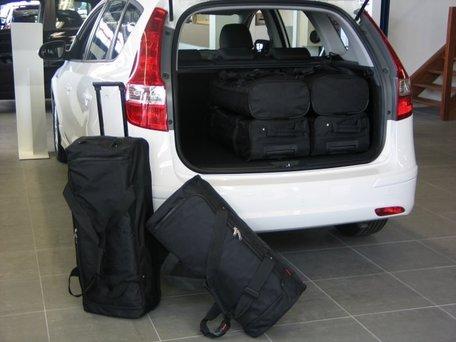 Car-Bags | Hyundai i30 Wagon | 2008 tot 2012 | Auto reistassen