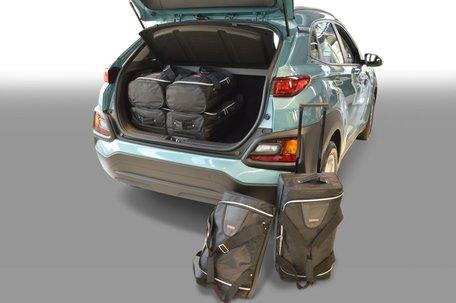 Car-Bags | Hyundai Kona | incl. Electric | vanaf 2017 | Auto reistassen