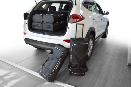 Car-Bags | Hyundai Tucson | vanaf 2015 | Auto reistassen