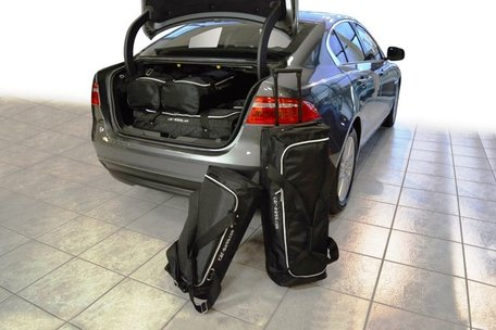Car-Bags | Jaguar XE sedan | vanaf 2015 | Auto reistassen