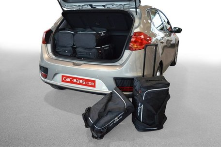 Car-Bags | Kia Cee'd 5-deurs | 2012 tot 2018 | Auto reistassen