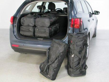 Car-Bags | Kia Cee'd Sportswagon | 2012 tot 2018 | Auto reistassen