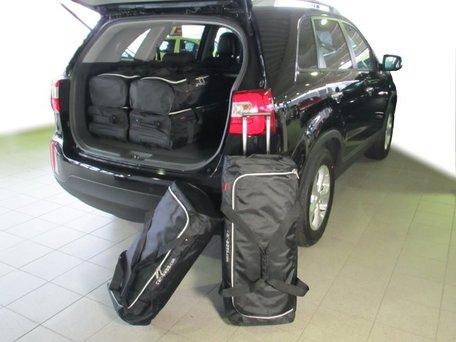 Car-Bags | Kia Sorento | 2009 tot 2015 | Auto reistassen