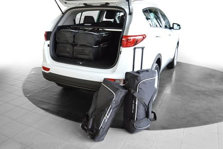 Car-Bags | Kia Sportage | vanaf 2015 | Auto reistassen
