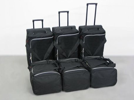 Car-Bags | Kia Venga | vanaf 2010 | Auto reistassen
