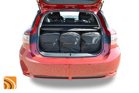 Car-Bags | Lexus CT 200h | vanaf 2011 | Auto reistassen