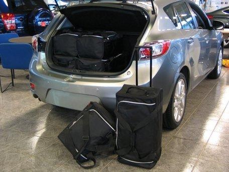 Car-Bags | Mazda 3 | 2011 tot 2013 | Auto reistassen