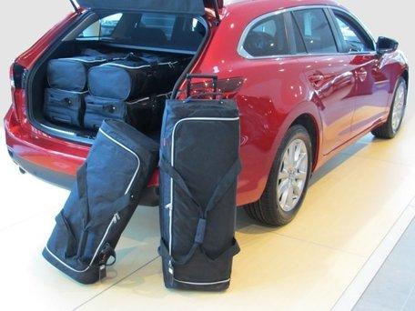 Car-Bags | Mazda 6 Sportbreak | vanaf 2012 | Auto reistassen