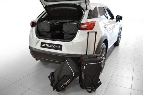 Car-Bags | Mazda CX-3 | vanaf 2015 | Auto reistassen