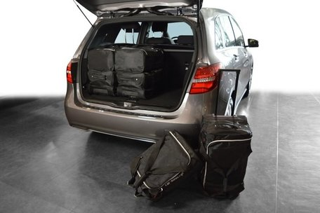 Car-Bags | Mercedes B-Klasse | (W246) vanaf 2011 | Auto reistassen