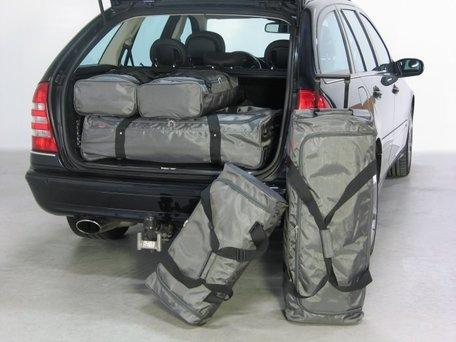Car-Bags | Mercedes C-Klasse Combi | (S203) van 2001 tot 2007 | Auto reistassen