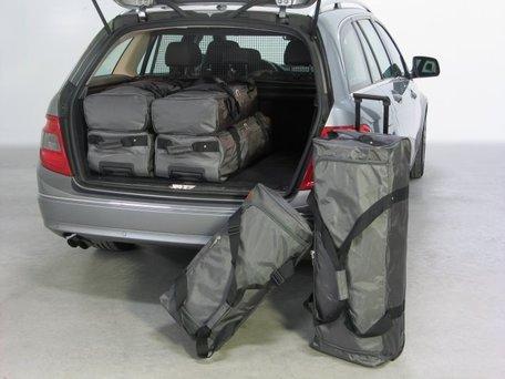 Car-Bags | Mercedes C-Klasse Combi | (S204) van 2007 tot 2014 | Auto reistassen