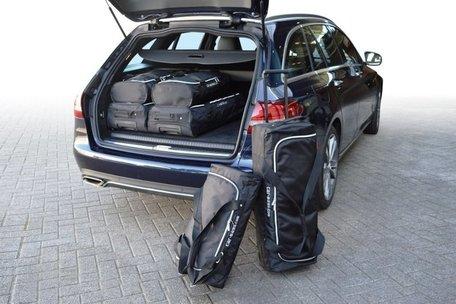 Car-Bags | Mercedes C-Klasse Estate | Plug-In Hybrid | (S205) vanaf 2015 | Auto reistassen