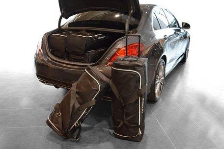 Car-Bags | Mercedes C-Klasse Sedan | (W205) vanaf 2014 | Auto reistassen