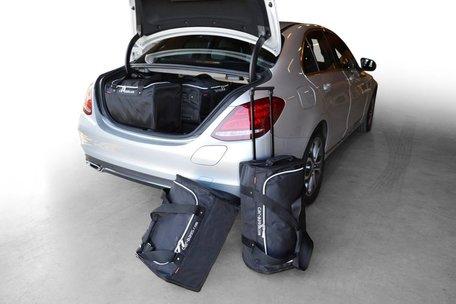 Car-Bags | Mercedes C-Klasse Sedan | Plug-In Hybrid | (W205) vanaf 2014 | Auto reistassen