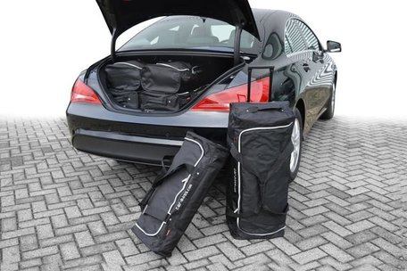 Car-Bags | Mercedes CLA Coupé | (C117) vanaf 2013 | Auto reistassen