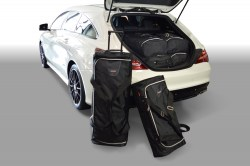Car-Bags | Mercedes CLA Shooting Brake | (X117) vanaf 2015 | Auto reistassen