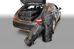 Car-Bags | Mercedes CLS Shooting Brake | (X218) van 2012 tot 2018 | Auto reistassen