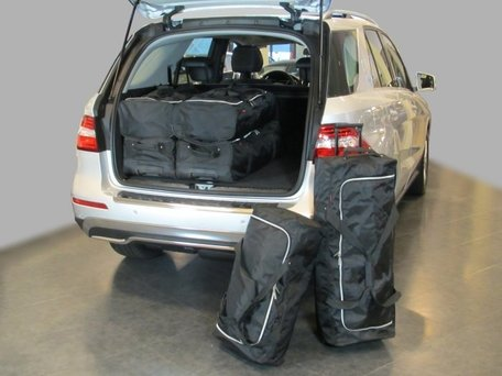 Car-Bags | Mercedes GLE / ML / M-Klasse | (W166) vanaf 2011 | Auto reistassen